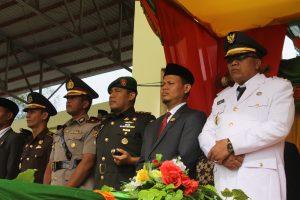 Wakapolres Aceh Singkil Hadiri Upacara