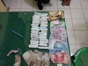 Barang bukti penangkapan penyalahgunaan Narkotika